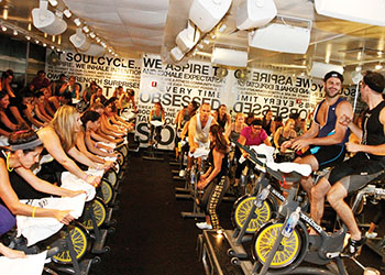 SoulCycle - Three Class Package